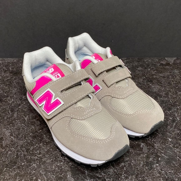 Creta Volverse Nombre provisional  New Balance Shoes | New Balance Hook And Loop 574 Core Sneakers | Poshmark